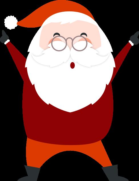 Santa Is Here